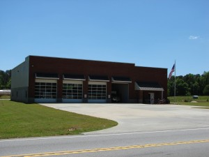 Lamar County Firehouse